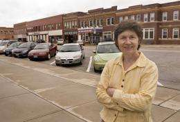 Sociologist leads research on the 'new destination towns' in the Great Plains