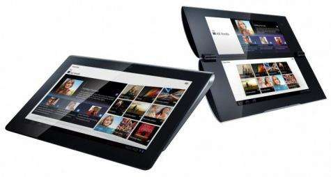 Sony unveils two Android 3.0 Honeycomb tablets in iPad challenge