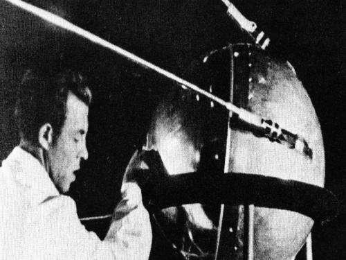 Space Image: Sputnik 1