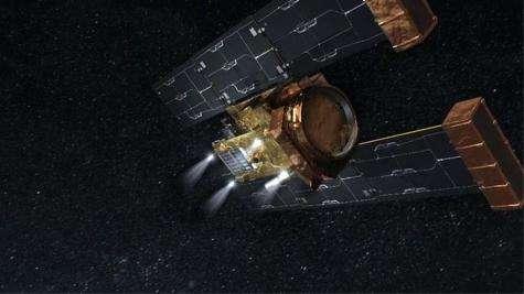 NASA's stardust: Good to the last drop