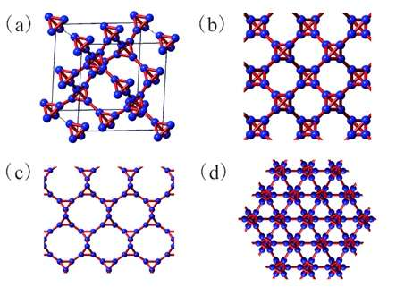 New carbon allotrope could have a variety of applications