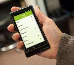 Take control of your phone's sensors