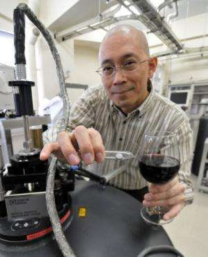 """""""The better it tastes, the more effective it is,"""" institute's lead researcher Yoshihiko Takano says"""
