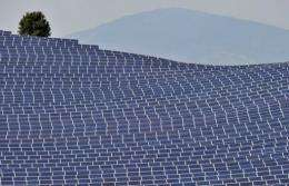 The factory will supply enough solar panels to power 300,000 Malaysian homes