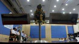 The Megha-Tropiques satellite will examine climatic and atmospheric changes in tropical regions