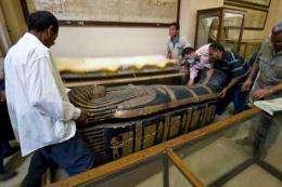 The mummy study returns