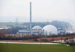 """The possible """"stress tests"""" on nuclear plants will be debated at a meeting of energy ministers,"""