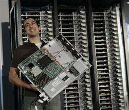 To boost innovation, Facebook opens server designs (AP)