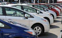 Toyota sells 16 hybrid models in about 80 countries and regions