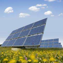 Vast amounts of solar energy radiate to the Earth, but tapping it cost-effectively remains a challenge