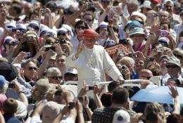 Vatican to launch Internet news portal next week (AP)