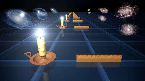 WiggleZ galaxy project proves Einstein was right again