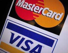 WikiLeaks is delaying its complaint to the European Commission against credit card giants Visa and MasterCard