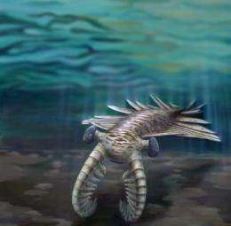 World's first super predator had remarkable vision