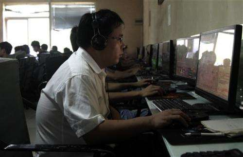 China tightening controls on Internet
