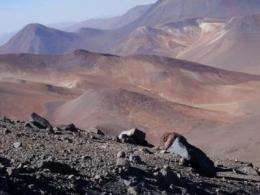 CU-Boulder-led team finds microbes in extreme environment on South American volcanoes