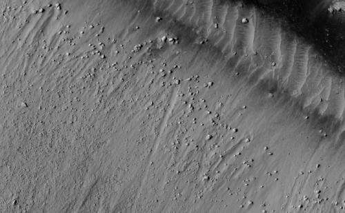 Does Mars still shake, rattle and roll?