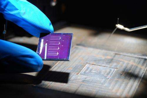 IBM sets new efficiency mark for abundant material solar cell