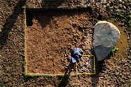 Archaeologists rewrite history of the Trefael Stone