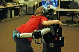 Children perceive humanoid robot as emotional, moral being