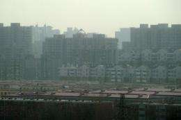 International organisations including the United Nations list Beijing as one of the most polluted cities in the world