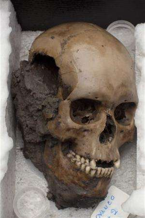 Mexico finds 50 skulls in sacred Aztec temple