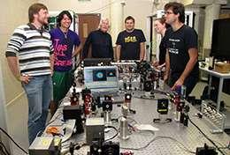New record in quantum communications
