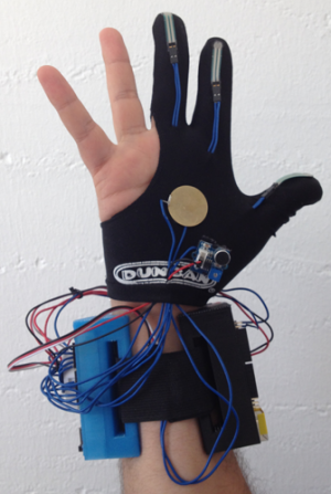 Physician, glove thyself: Med Sensation has exam tool (w/ Video)