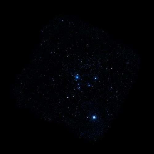 Probing a Nearby Stellar Cradle
