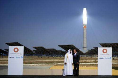 Renewable energy has enjoyed a boom in Spain, world number two in solar energy and Europe's biggest wind power producer