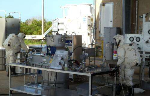 Satellite servicing capabilities being developed