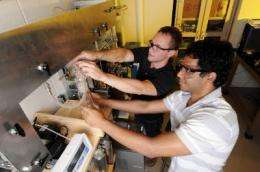 Study shows economic feasibility for capturing carbon dioxide directly from the air