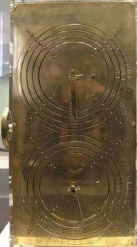 The Antikythera time machine