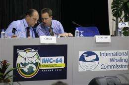 Whaling meeting ends with mixed results