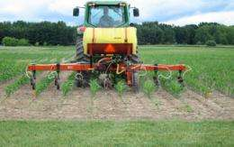 Scientists develop new carbon accounting method to reduce farmers' use of nitrogen fertilizer