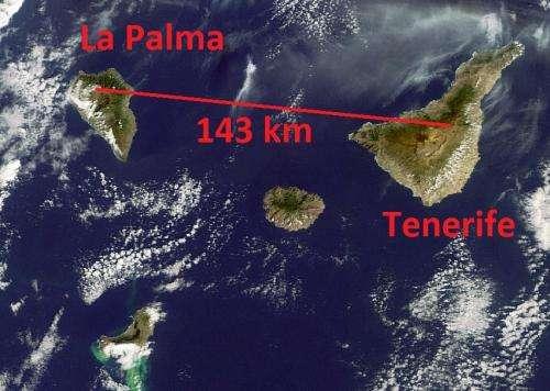 143 km: Physicists break quantum teleportation distance