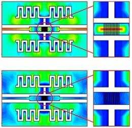 Photonics: strong vibrations