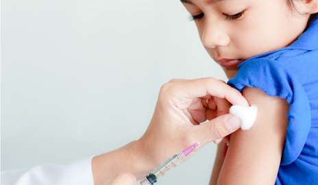 Researcher says whooping cough vaccines effective, despite outbreaks
