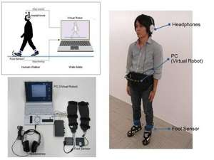 Tokyo Tech researchers develop the WalkMate System for improving the quality of life of Parkinson's disease patients