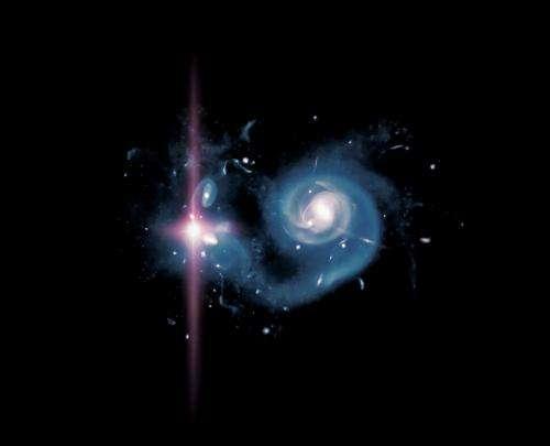 Distant super-luminous supernovae found