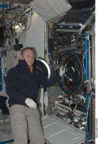 How do you fight fire in space? Experiments provide some answers