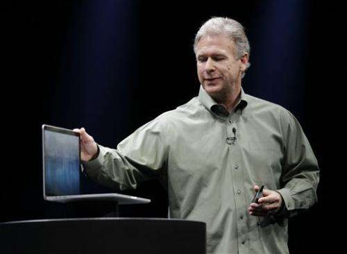 MacBooks include thin model with sharper display
