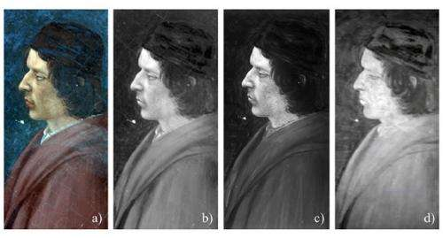 Reflected infrared light unveils never-before-seen details of Renaissance paintings
