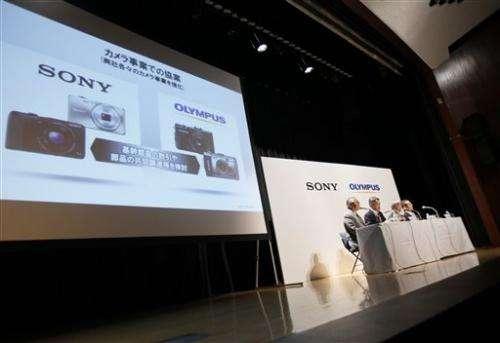 Sony-Olympus alliance aims for high-tech surgery