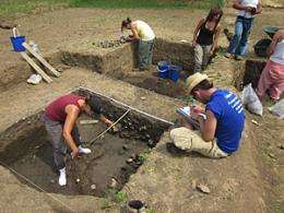 UC research reveals one of the earliest farming sites in europe