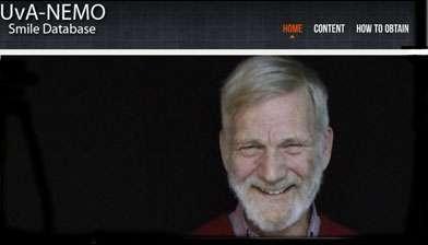 computer scientists present smile database