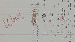 35 years later, the 'wow!' signal still tantalizes