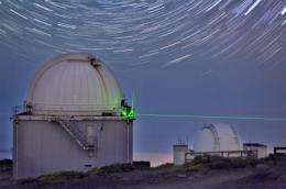Quantum physics at a distance
