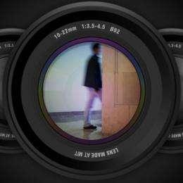 A camera that peers around corners (w/ video)