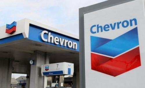 A Chevron spokesman told AFP that the Stuxnet virus had struck the oil giant in 2010 without causing any damage